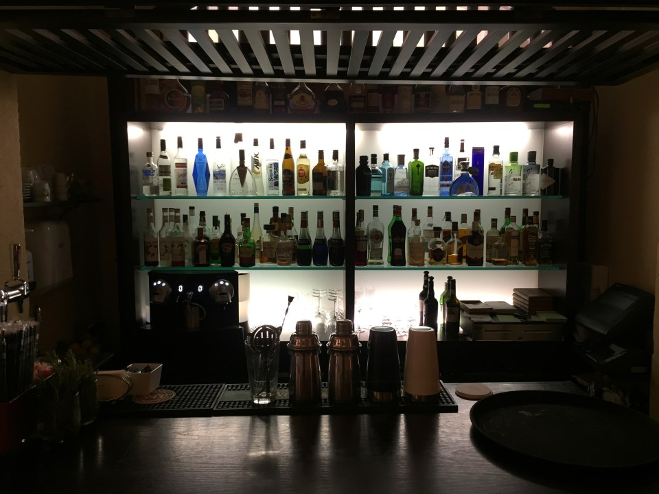 Bar at Convento do Espinheiro