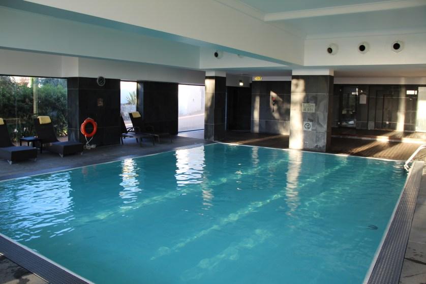 Indoor Pool at Convento do Espinheiro