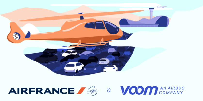 Air France + Voom from Voom.com