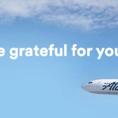 Alaska Airlines offering 25% off First Class flights