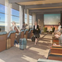 FINALLY. Alaska Airlines sets date for SFO lounge opening