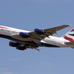 British Airways Luxury Sale: Business Class under £1,300, First Class from £2,000