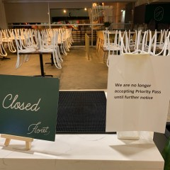 Seattle Priority Pass Restaurant Closed After Two Weeks