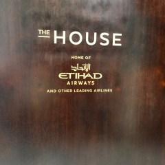 Maldives Trip Part 4A, The House, an Etihad Lounge, London's Heathrow