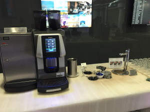 Automated Coffee/Tea/Water