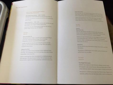 Menu Page 6