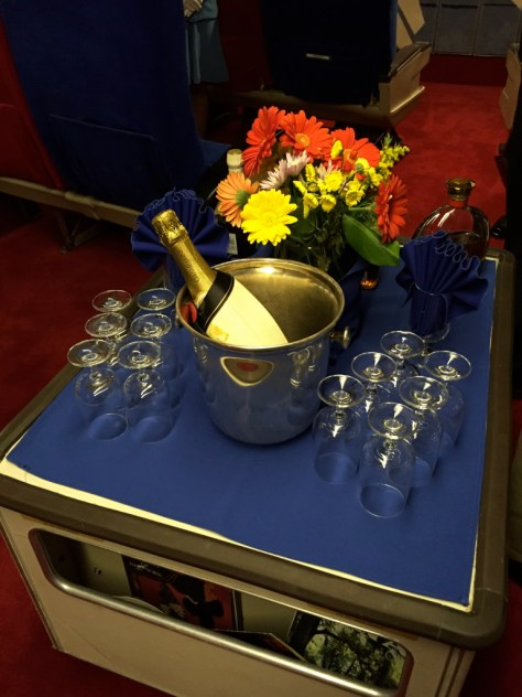 Pan Am Champagne