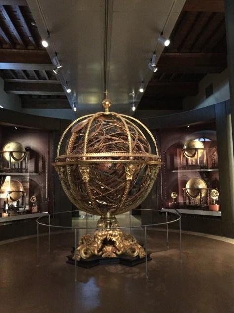 Antonio Santucci's Armillary Sphere
