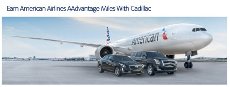 American Airlines Cadillac Promotion