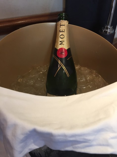Champagne on Ice!