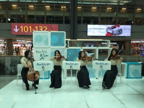 Seoul Airport Concert