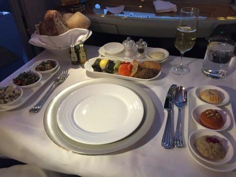 Emirates Arabic Mezze
