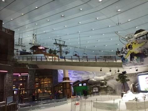 Ski Dubai, Mall of the Emirates