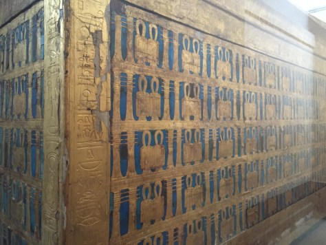 Part of KIng Tut's Tomb
