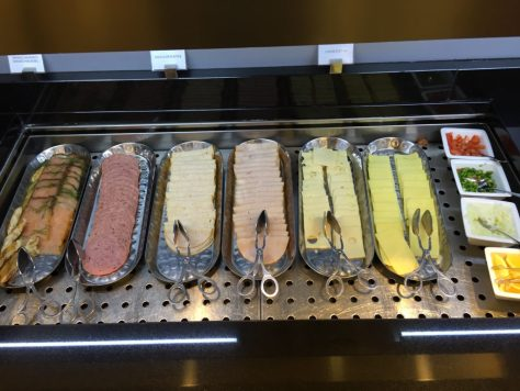Etihad Cold Cuts