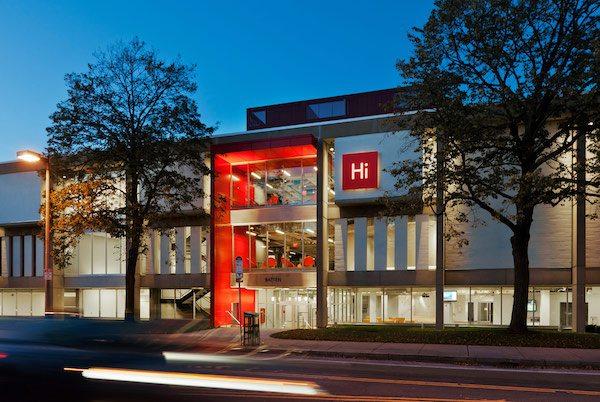 Harvard Business School, Hi Building