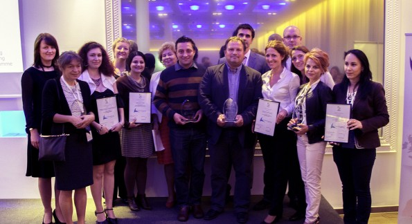 Unite-IT Award winners last year in Zagreb