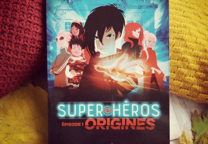 Super-héros, épisode 1 : Origines