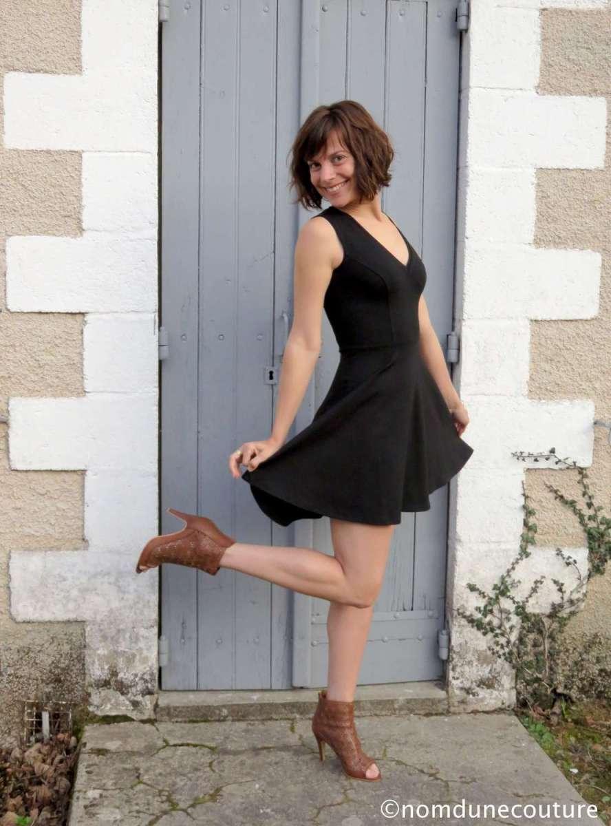 Zéphyr, ma petite robe noire