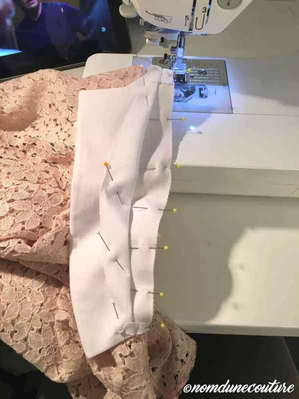 Tuto comment monter un col de chemise ? - Nom d'une couture !
