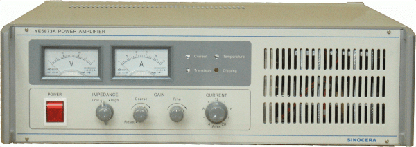 Sinocera Piezotronics Power Amplifier