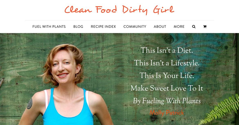 clean-food-dirty-girl