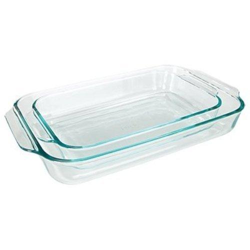 Pyrex Basics Oblong Baking Dish