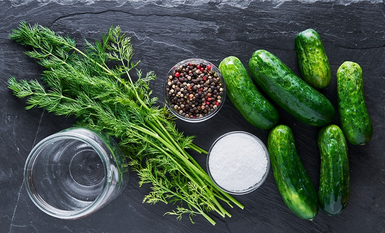 Are Pickles Paleo