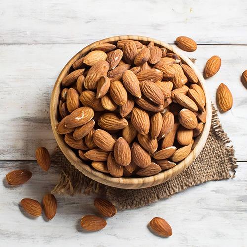 2.Almonds