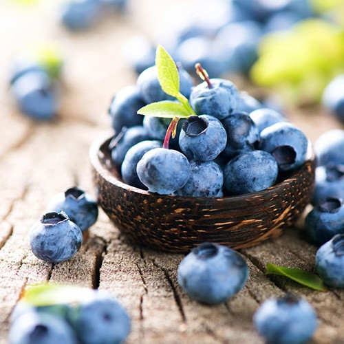 2.Blueberries