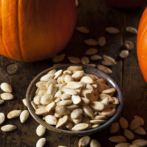 7.Pumpkin seeds