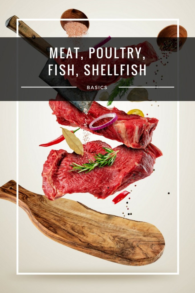 Meat-Poultry-Fish-Shellfish