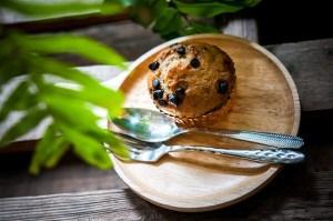 Diabetic Banana Oatmeal Muffins