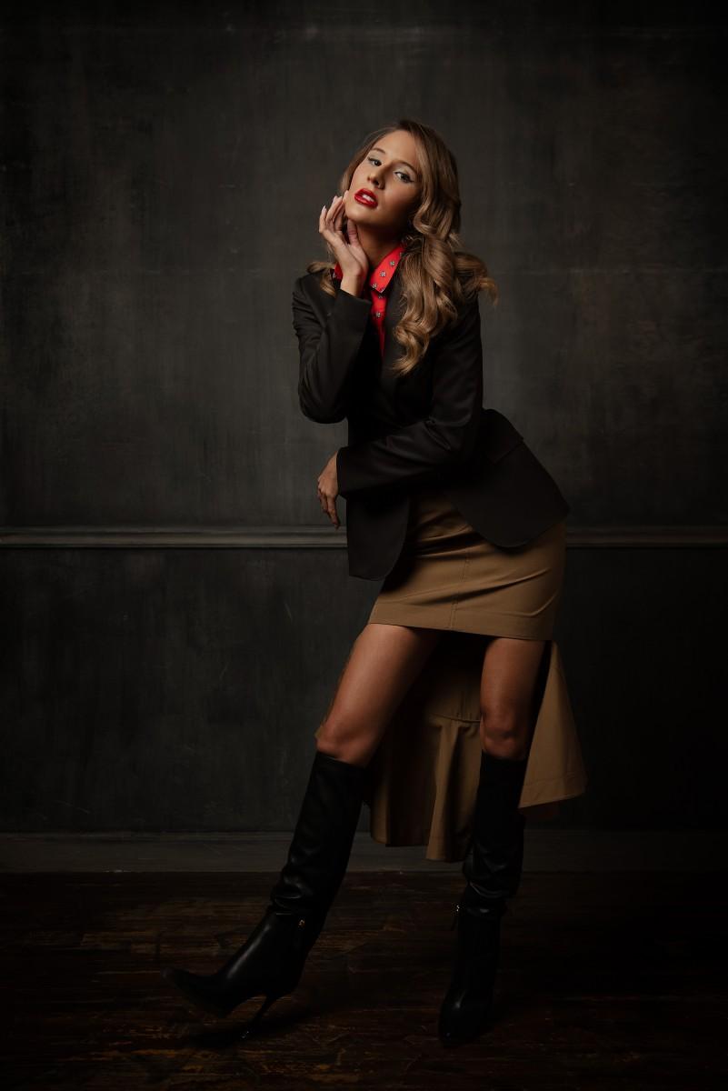 Brooke Vintage Gucci Blazer