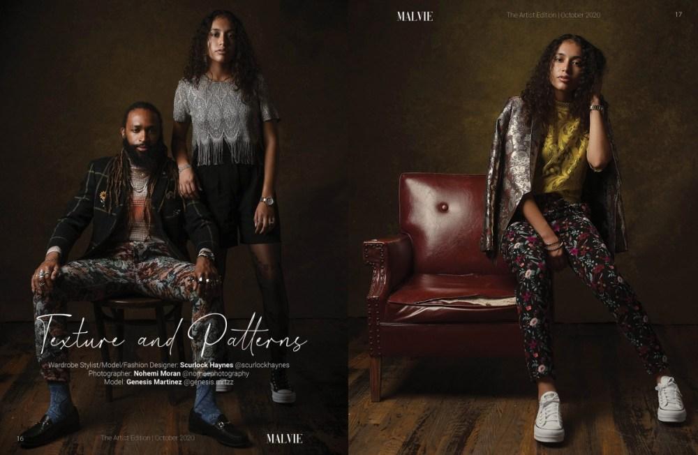 MALVIE Mag The Artist Edition Vol 07 October 2020 spreads9