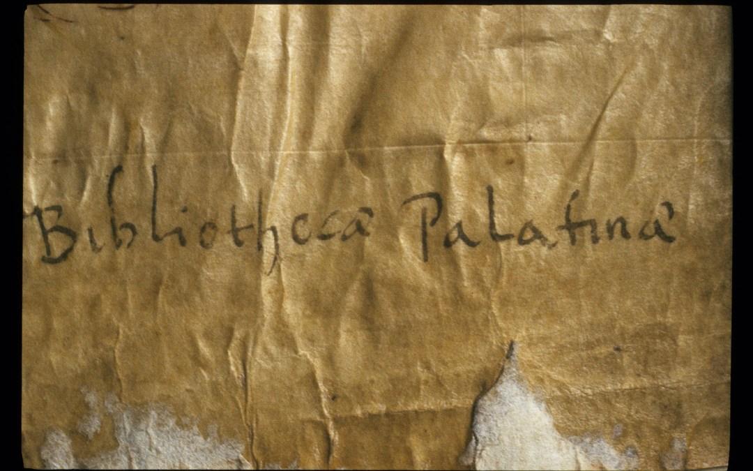 Bibliotheca Palatina