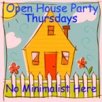 Welcome To The First OPEN HOUSE Party