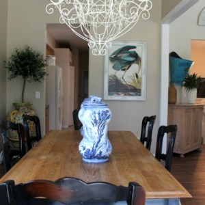 Dining Room Reveal – Before And After