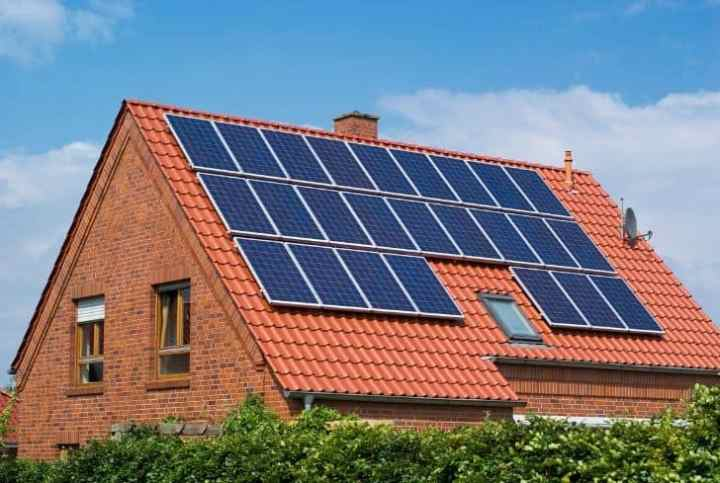 Solar Panels in House- The Scientific Triangle