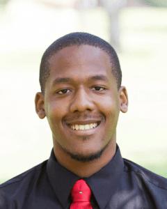 Donte Miller/ Third year Sociology major UCLA