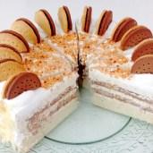 Malakoff Torte