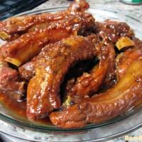 Vietnamese Caramelized Braised Pork (Thit Kho / Suon Kho)