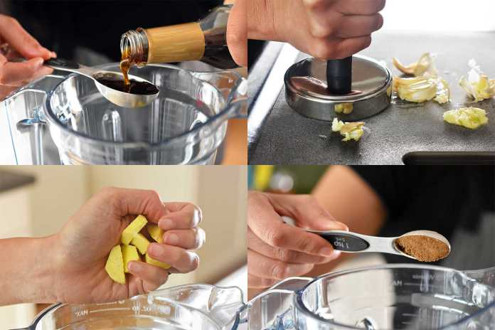 Pressure Cooker Lemongrass + Coconut Chicken