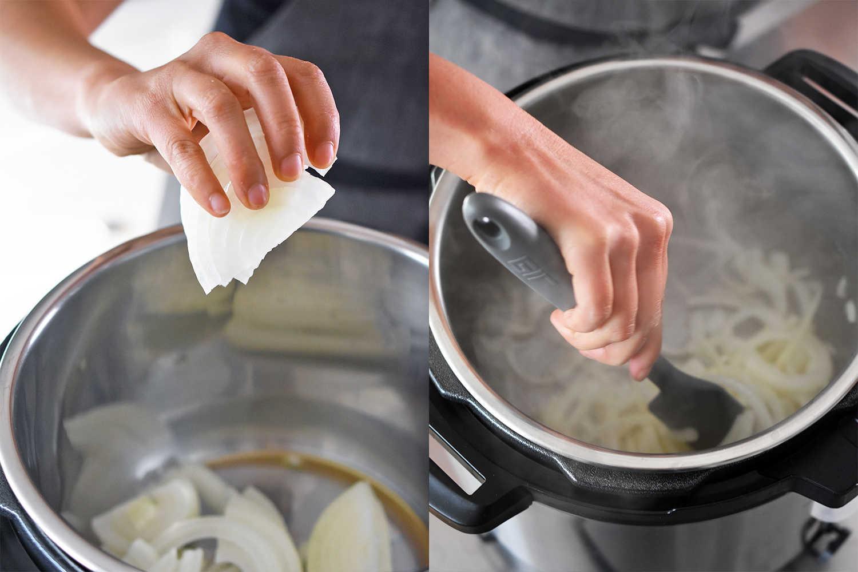 Pressure Cooker Lemongrass + Coconut Chicken by Michelle Tam http://nomnompaleo.com