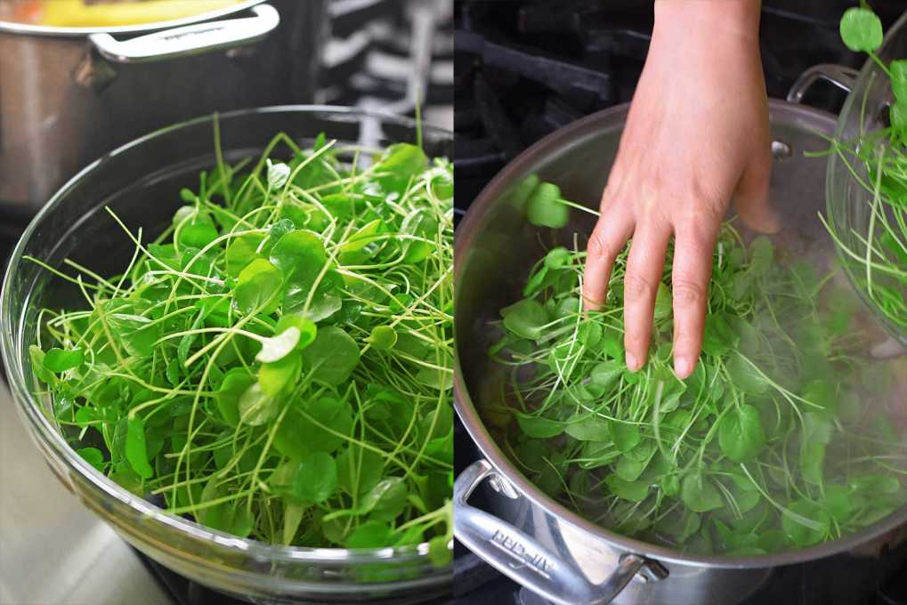 Watercress & Chicken Soup by Michelle Tam http://nomnompaleo.com