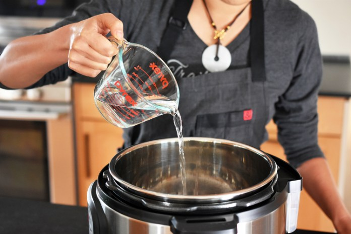 "Instant Pot Hard ""Boiled"" Eggs & Lazy Devils by Michelle Tam http://nomnompaleo.com"
