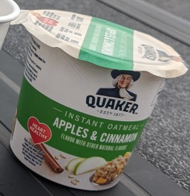 Breakfast-At-RaceTrack-Lime-Rock-Instant-Oatmeal