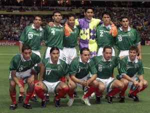 1999 Mexican National Team, last time I respected them.