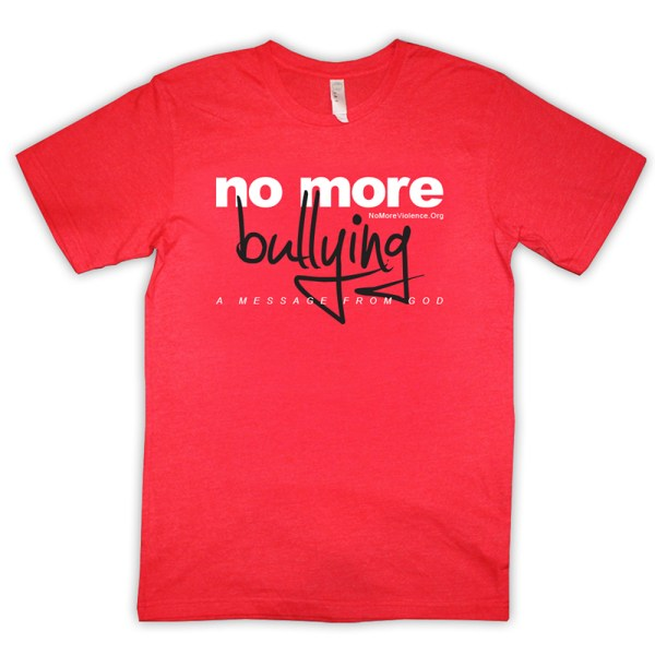 bullying-red-tshirt