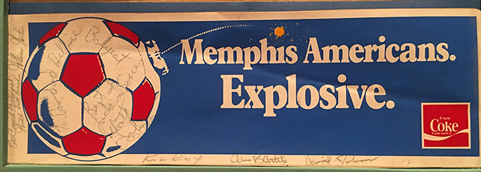 Memphis Americans signed